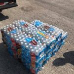 Hurricane Katrina | Water Donation